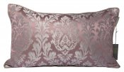 PILLOWCASE PAISLEY DUSTY PINK W/ FRINGE - BAROCK 38*63 CM