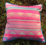 PILLOWCASE PINK summer - 45*45