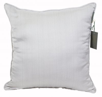 PILLOWCASE - SILVER GREY BASIC