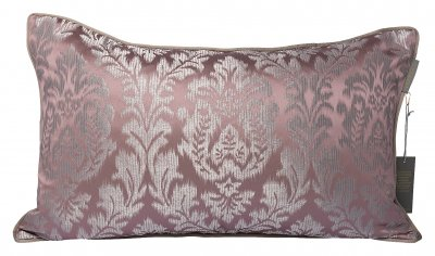 PILLOWCASE PAISLEY DUSTY PINK - BAROCK 40*70 CM